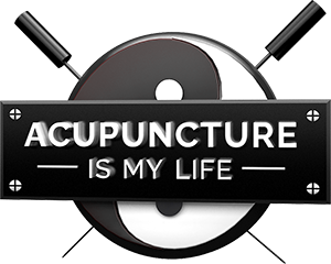 Acupuncture Is My Life Logo